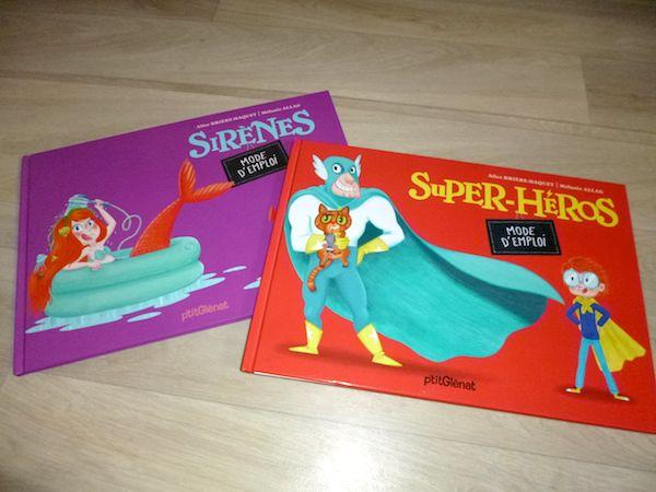 Sirenes super heros