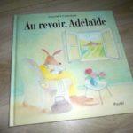 Au revoir Adélaïde