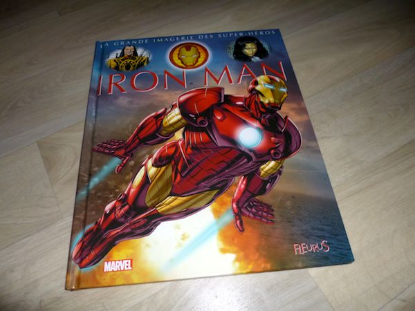 Documentaire pour enfants Iron Man