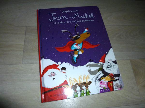 Histoire pour enfants Jean Michel Père Noel