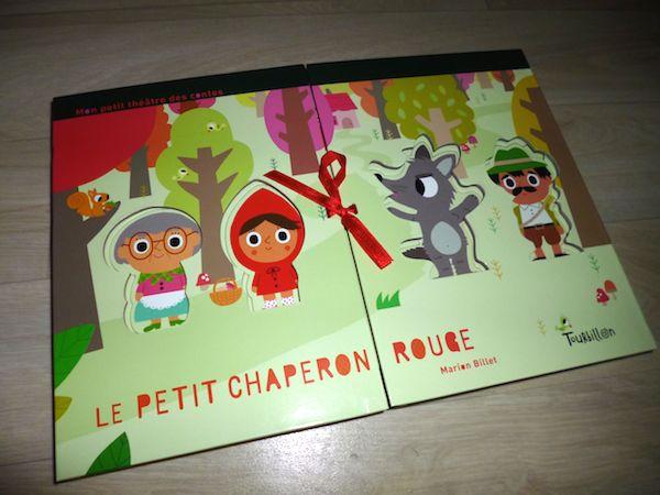 Conte pour enfants Petit chaperon rouge