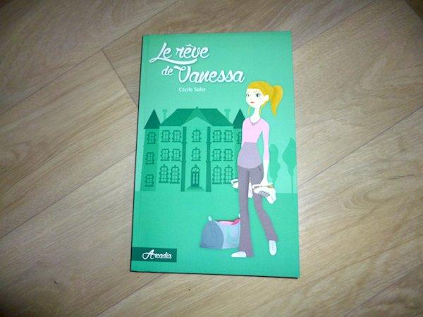 roman pour enfants Rêve de Vanessa