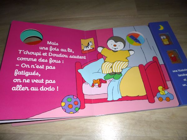 T choupi c est l heure d aller au dodo livre enfant manga shojo bd livre pour - Tchoupi et dodo ...