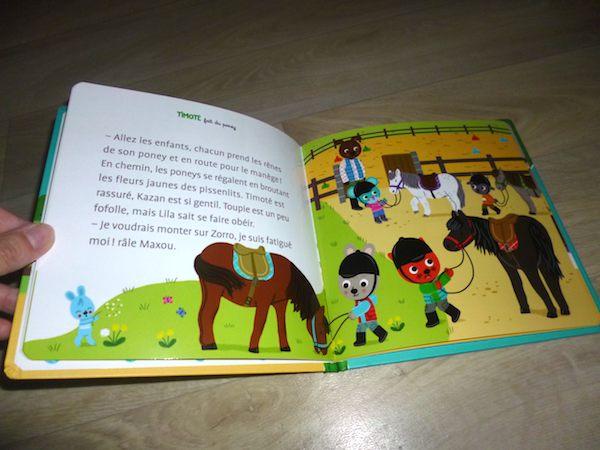 Timoté fait du poney 2