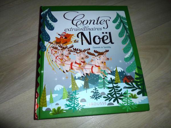 Contes pour enfants extraordinnaires Noël