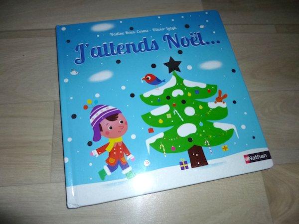 Histoire pour enfants J'attends Noël