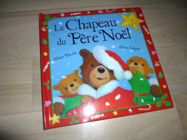 Livre pour enfants Le chapeau du PN