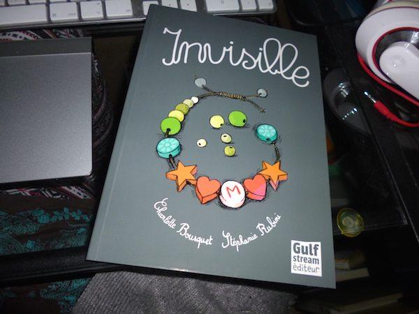 Bande dessinée pour adolescents Invisible
