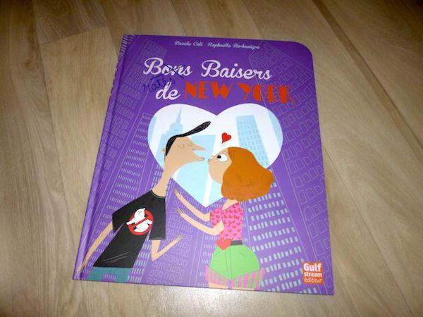 Livre pour enfants Bons baisers de NY