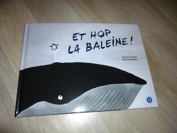 Histoire pour enfants Et hop la baleine
