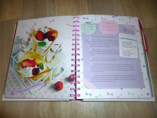 Tous en cuisine patisserie livre enfant manga shojo bd livre pour ado - Livre de cuisine pour ado ...