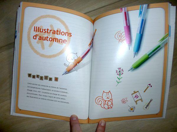 1001 Dessins Faciles A La Japonaise Kamo Liyah Fr Livre Enfant