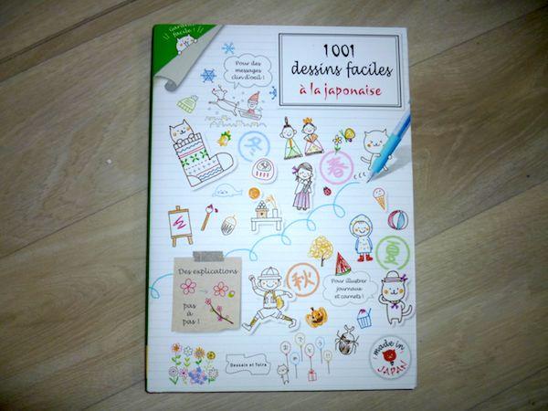 1001 Dessins Faciles A La Japonaise Kamo Liyahfr
