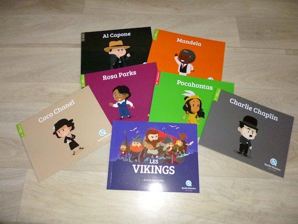 Livres pour enfants Quelle histoire