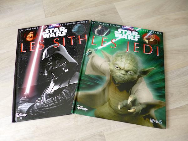 Documentaires pour enfants Star Wars
