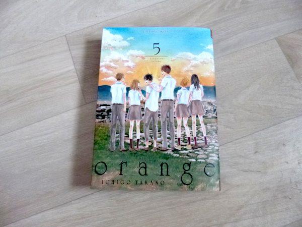 Manga seinen Orange