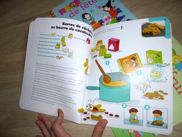 Livres de cuisine pour enfants lito - Livres de cuisine pour enfants ...