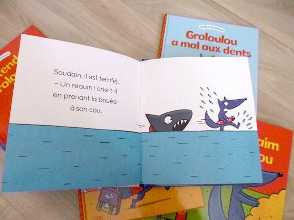 Livres pour enfants Groloulou 2