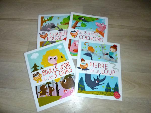 Livres pour enfants Mes contes à décorer