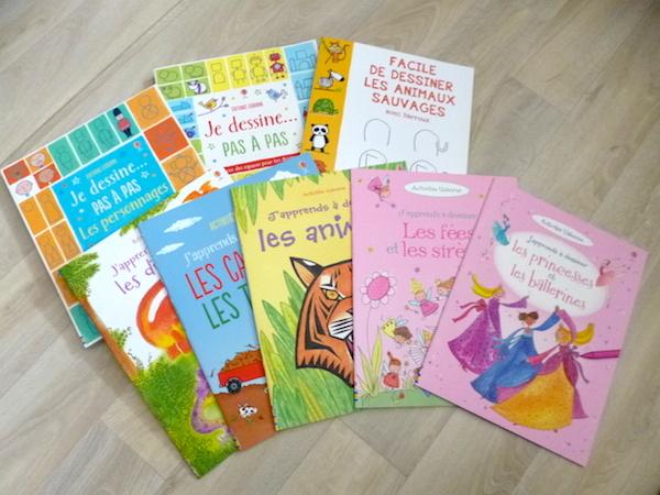 J Apprends A Dessiner Liyah Fr Livre Enfant Manga