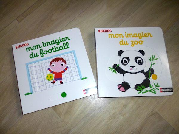 Imagiers Kididoc Nathan Liyah Fr Livre Enfant Manga