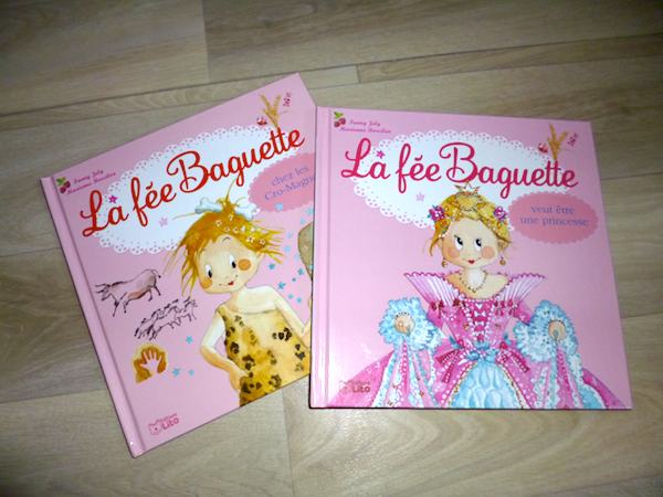 Histoires pour enfants La fée Baguette