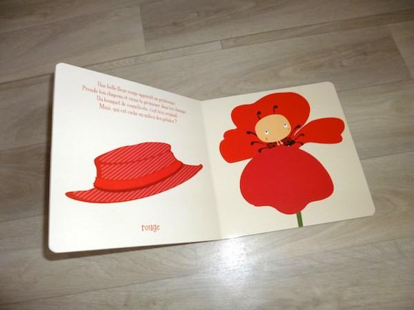 Le livre qui tourne les couleurs 2