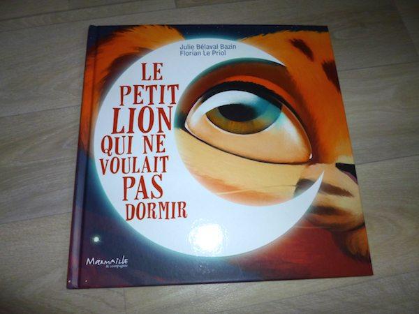 Histoire pour enfants Le petit lion qui ne voulait pas dormir