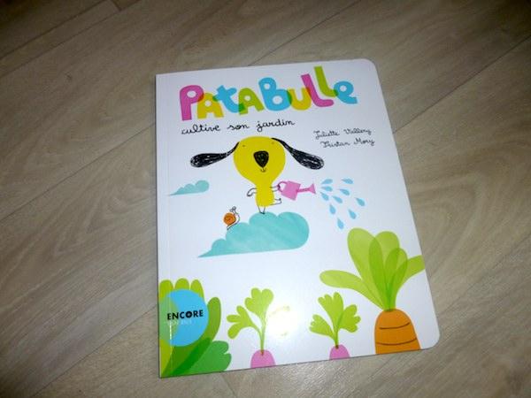 Livre pour enfants Patabulle
