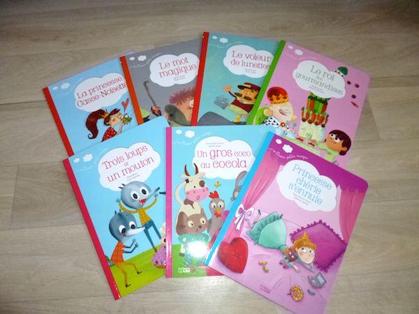 Livres pour enfants Trois petits nuages