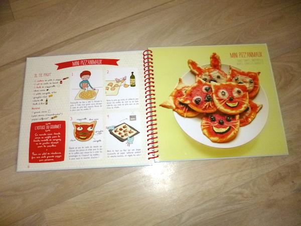 On ne joue pas avec la nourriture livre enfant manga shojo bd livre pour - Livre de cuisine pour ado ...