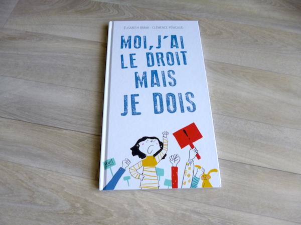 Moi J Ai Le Droit Mais Je Dois Liyah Fr Livre Enfant