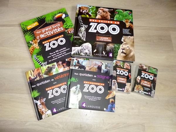 Une Saison Au Zoo Liyah Fr Livre Enfant Manga Shojo