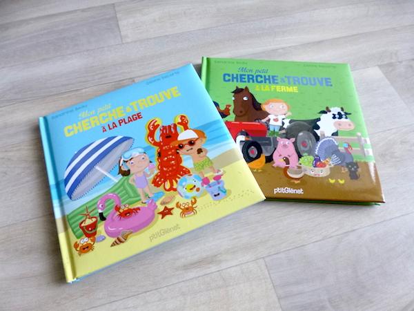 Mon Petit Cherche Et Trouve Liyah Fr Livre Enfant