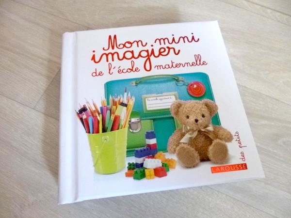 Mon Mini Imagier De L Ecole Maternelle Liyah Fr Livre