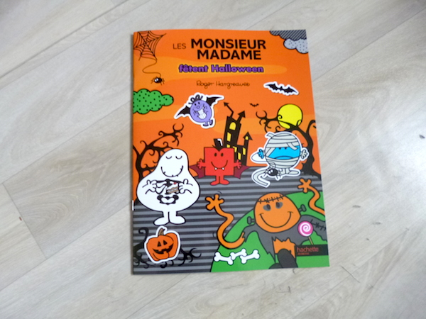 Les Monsieur Madame Fetent Halloween Liyah Fr Livre