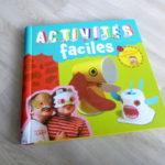Livre d'activités
