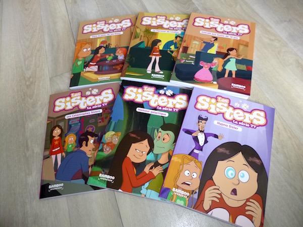 Les Sisters Liyah Fr Livre Enfant Manga Shojo Bd