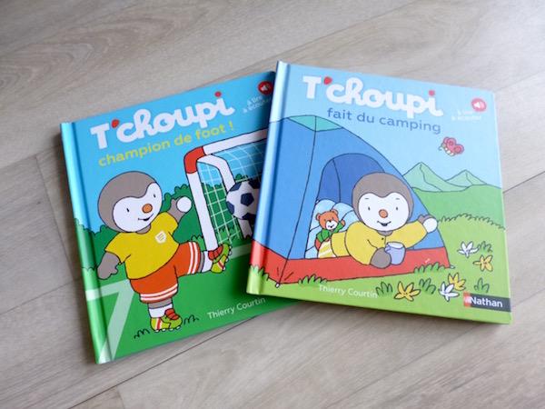 Les Histoires De T Choupi Liyah Fr Livre Enfant Manga