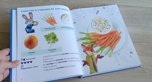 La Cuisine La Facile Du Monde Avec Disney Liyah Fr