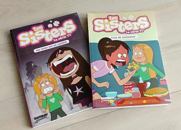 Les Sisters La Serie Tv Liyah Fr Livre Enfant Manga