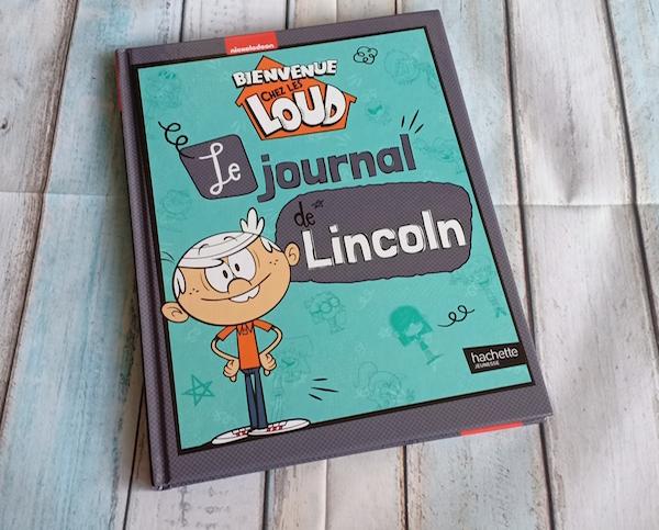 Le Journal De Lincoln Liyah Fr Livre Enfant Manga