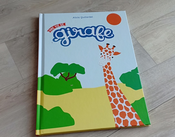 Une Vie De Girafe Liyah Fr Livre Enfant Manga Shojo