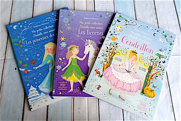 Livres D Autocollants Ma Petite Collection Liyah Fr