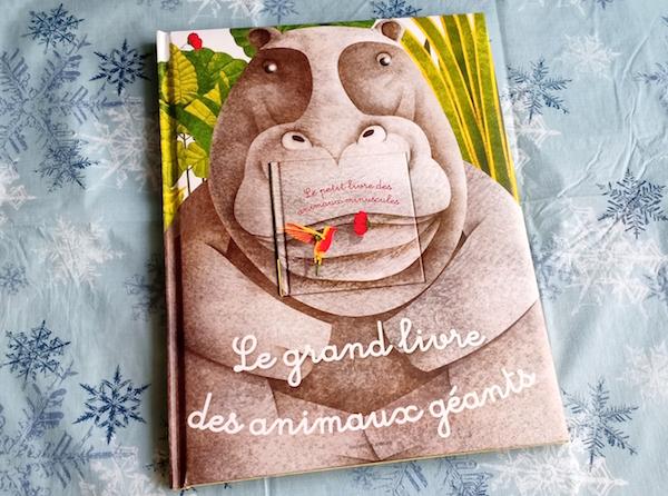 Le Grand Livre Des Animaux Geants Liyah Fr Livre Enfant