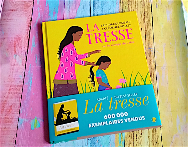 La Tresse Ou Le Voyage De Lalita Liyah Fr Livre Enfant
