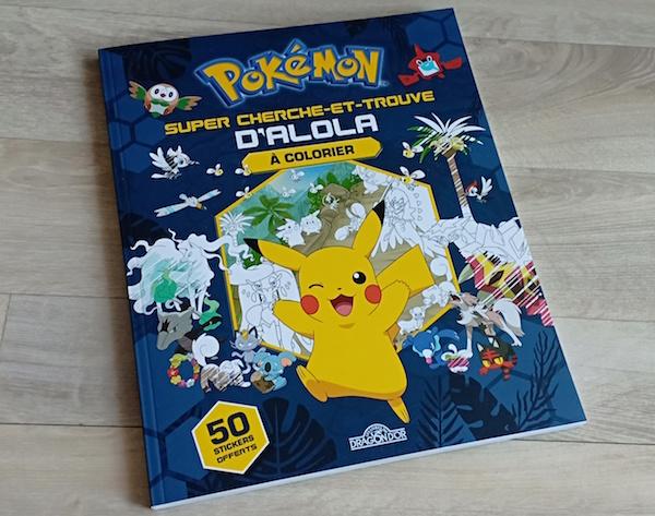 Activites Creatives Pokemon Liyah Fr Livre Enfant