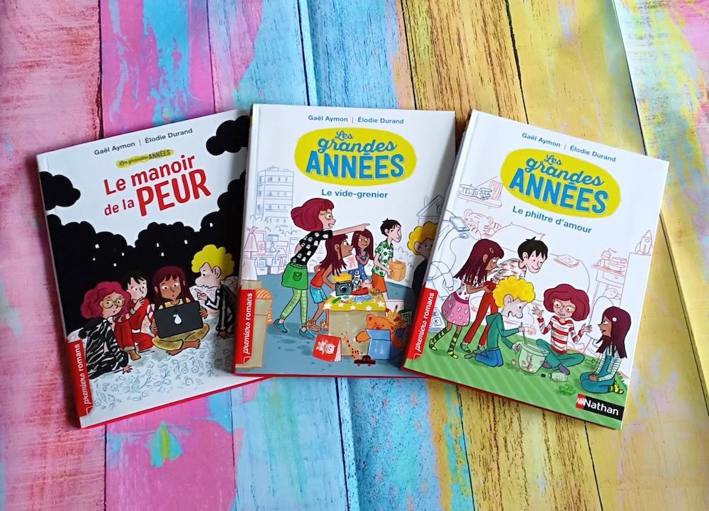 Les Grandes Annees Liyah Fr Livre Enfant Manga Shojo