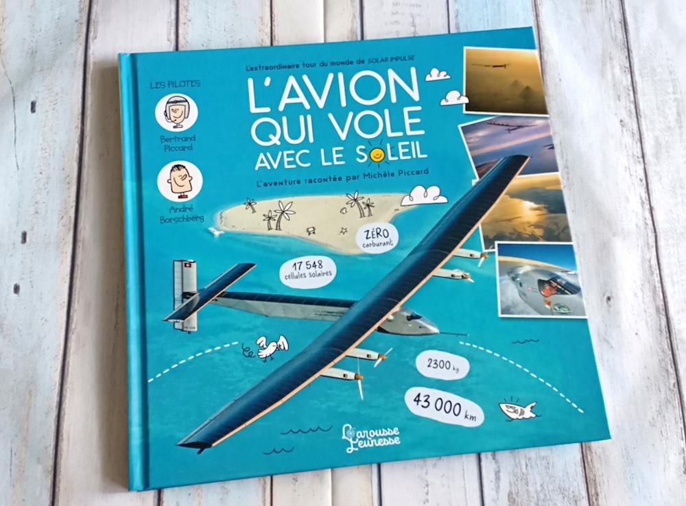 L Avion Qui Vole Avec Le Soleil Liyah Fr Livre Enfant