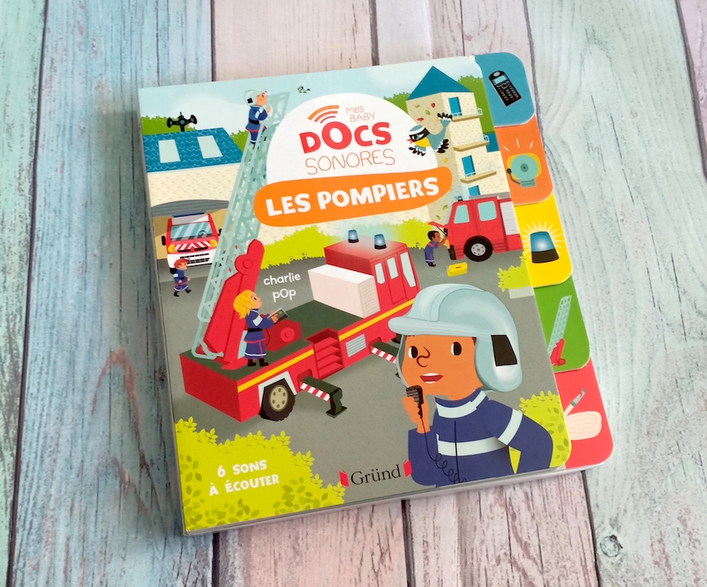 Les Pompiers – – Livre enfant   Manga Shojo   BD